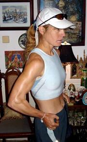 fiona-oakes- marathons 7 continents