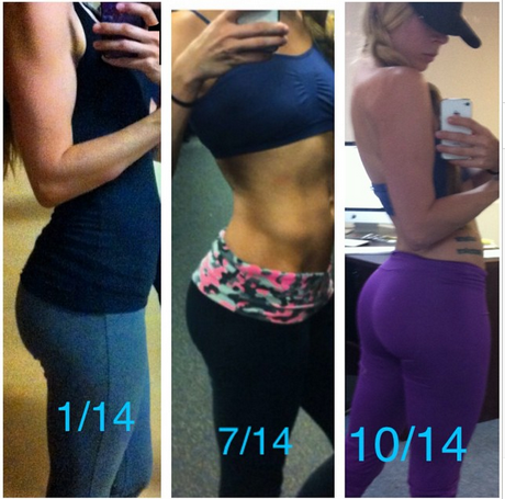 Vegan Glutes transformation 1 year - workouts