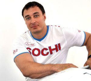 Alexey Voeyoda gold medalist