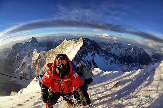 Motivation, top of mt everest, everest