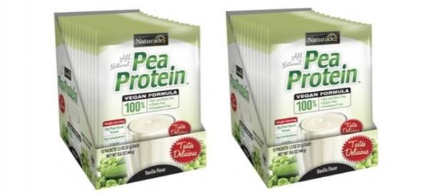 Nautrade, pea protein, vegan protein powder, protein powder