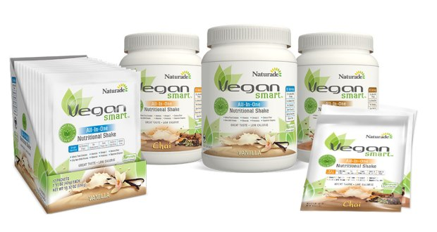 Vegan smart, naturade, vegan protein powder, delicious protein powder